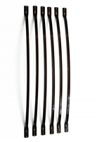 Archer Curved Steel Balusters 5/8""